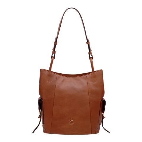 Radley Brown Lambeth Mews Large Hobo Bag