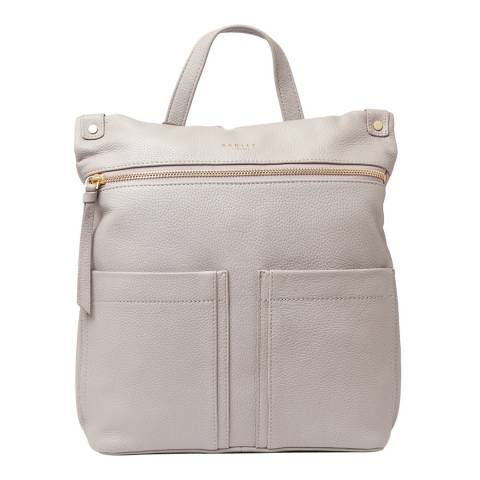 Radley Ivory Medium Ziptop Backpack