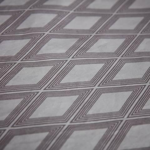 Fairmont Egyptian Cotton King Duvet Cover Set Charcoal