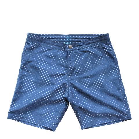 Riz Board Shorts Braunton Short Polka Dot
