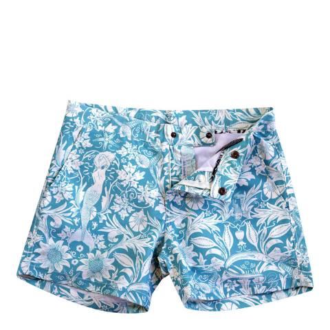 Riz Board Shorts Vintage Buckler Short (lined) Morris-Sea