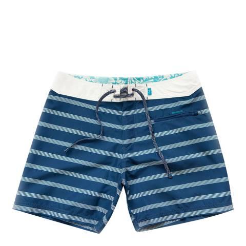Riz Board Shorts Burgh Short Multi Breton