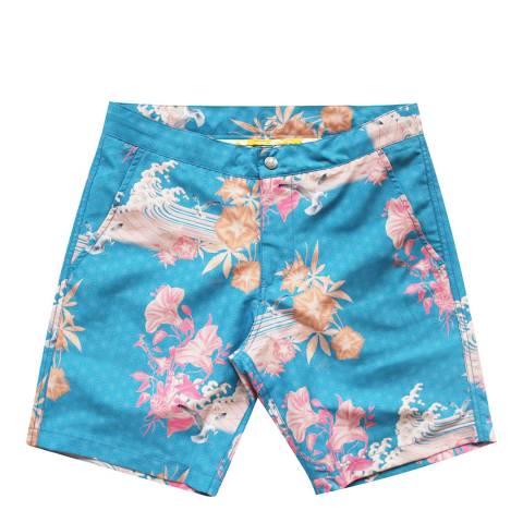 Riz Board Shorts Braunton Short Japanese Gul