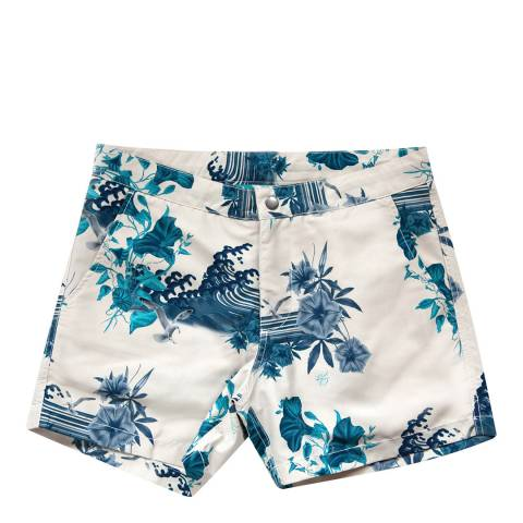 Riz Board Shorts Buckler Short (unlined) Japanese Gul