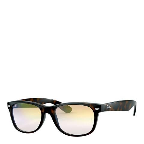 Ray-Ban Unisex Havana New Wayfarer Sunglasses 52mm
