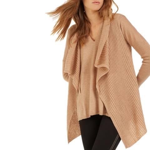 Rodier Camel Short Sleeve Coat