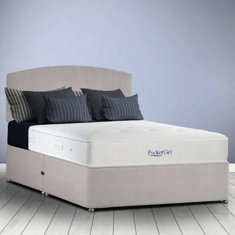 Sleepeezee Single PocketGel Balance 1200 Mattress