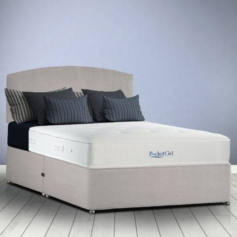 Sleepeezee Double PocketGel Balance 1200 Mattress