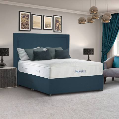 Sleepeezee Superking PocketGel Immerse 2200 Mattress