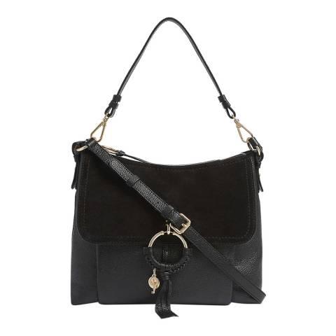See by Chloe Black Leather Chloe Shoulder Bag
