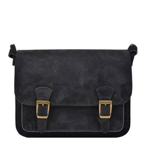 Renata Corsi Black Shoulder Bag