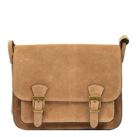 Renata Corsi Beige Shoulder Bag