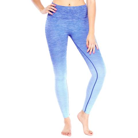 Electric Yoga Sky Blue Faded Legging