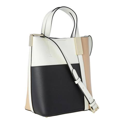 DKNY Black Sam Tote Shoulder Bag