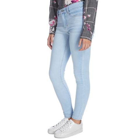 DKNY Light Indigo Soho Skinny Jeans