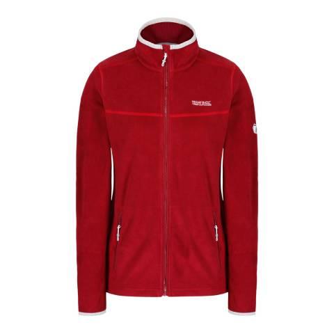 Regatta Red Floreo II Fleece Jacket