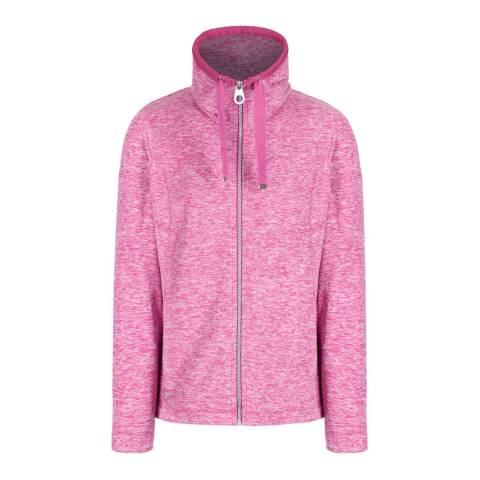 Regatta Pink Zabel Fleece Jacket