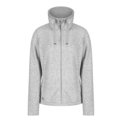 Regatta Light Grey Zabel Fleece Jacket
