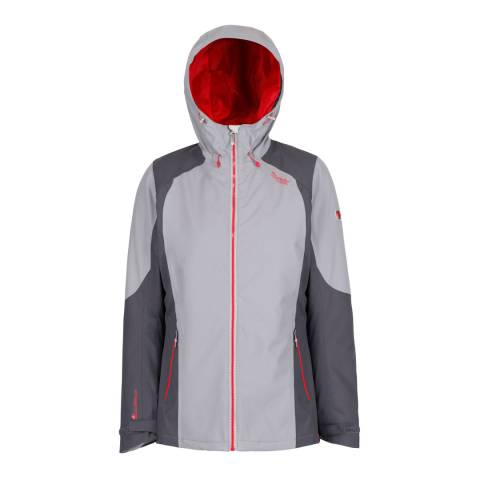Regatta Grey Corvelle Waterproof Insulated Jacket