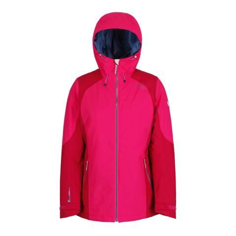 Regatta Red Corvelle Waterproof Insulated Jacket