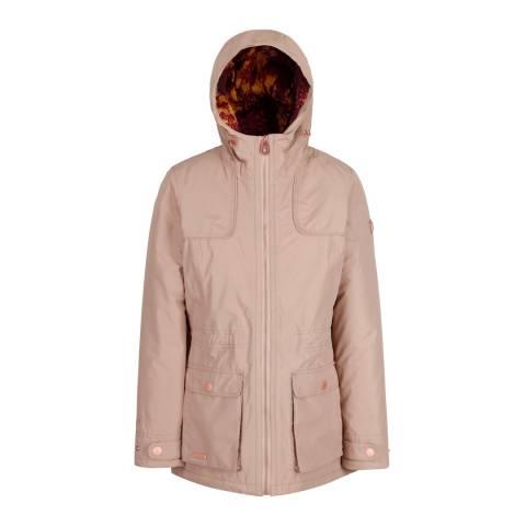 Regatta Toffee Brown Bechette Insulated Jacket