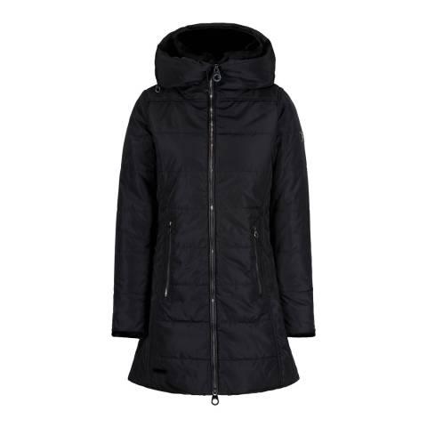 Regatta Black Pernella Insulated Jacket