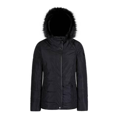 Regatta Black Winika Insulated Jacket