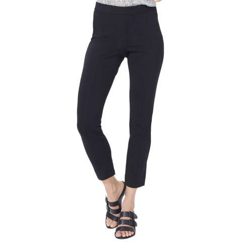 NYDJ Black Ankle Slim Trousers