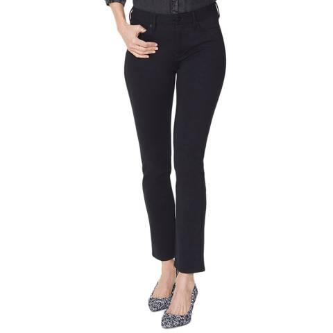 NYDJ Black Sheri Slim Jeans