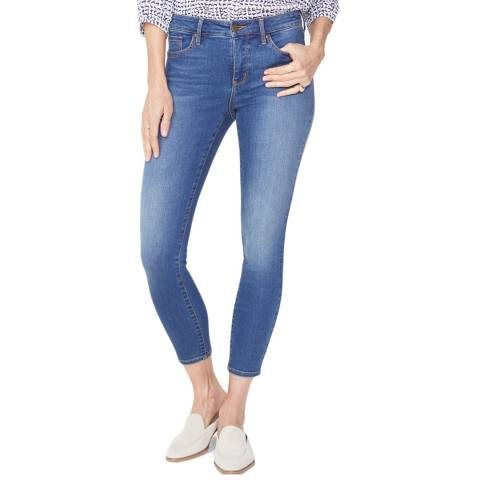 NYDJ Light Blue Ami Super Skinny Jeans