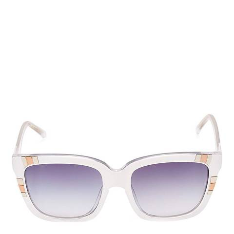 Guess Women's Clear Guess Sunglasses 55mm