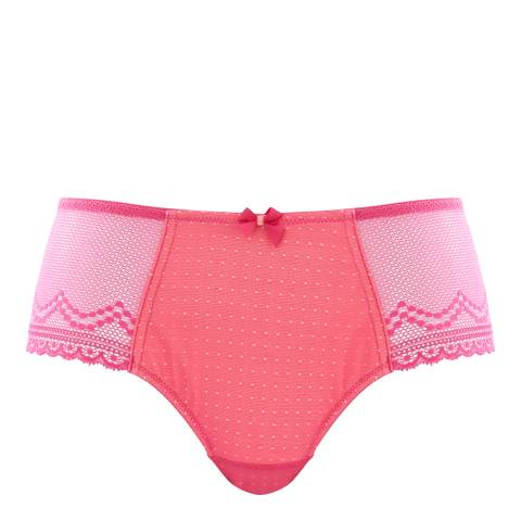 Cleo Bright Cerise Hettie Brief