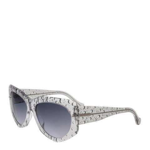 Balenciaga Women's Clear Balenciaga Sunglasses 49mm