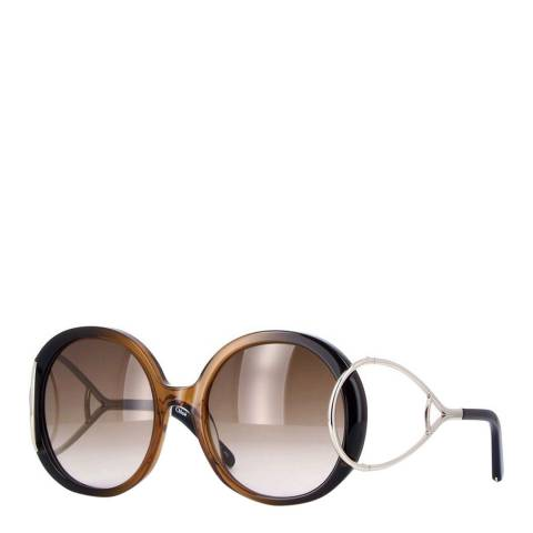Chloe Women's Brown Chloe Sunglasses 56mm