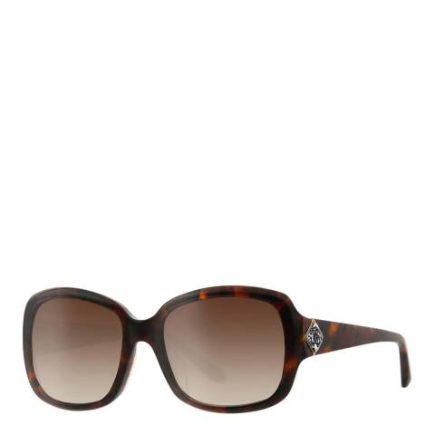 Roberto Cavalli Women's Brown Roberto Cavalli Sunglasses 58mm