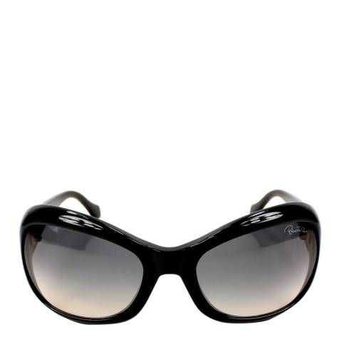 Roberto Cavalli Women's Black Roberto Cavalli Sunglasses 54mm