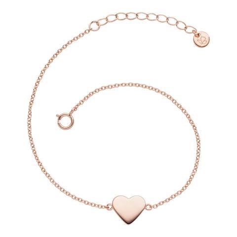 Clara Copenhagen Bracelet Sterling Silver rosegold plated