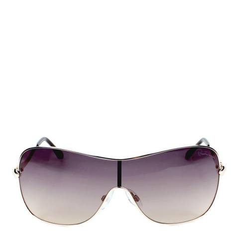 Roberto Cavalli Women's Gold Roberto Cavalli Sunglasses 55mm
