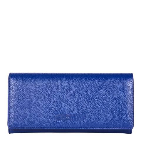 Vivienne Westwood Blue Johanna Credit Card Wallet