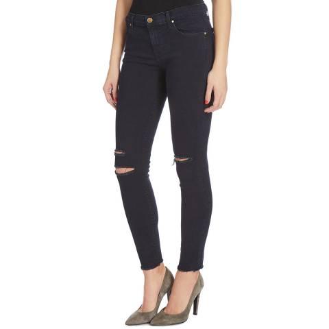 J Brand Indigo Skinny Stretch Jeans