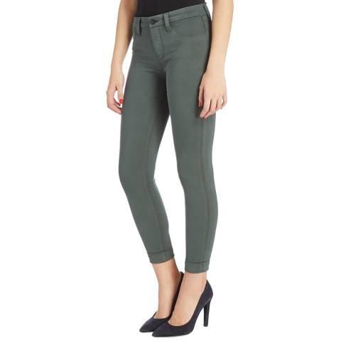 J Brand Granite Anja Skinny Stretch Jeans