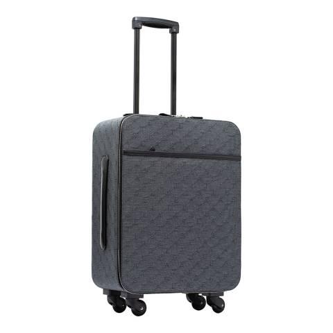 Stella McCartney Black/ Grey Stella McCartney Suitcase