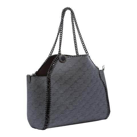 Stella McCartney Black/Grey Stella McCartney Reversible Tote Bag