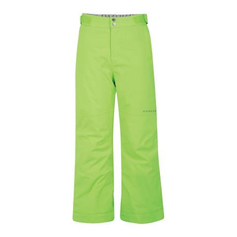 Dare2B Kids Neon Green Take On Ski Pants