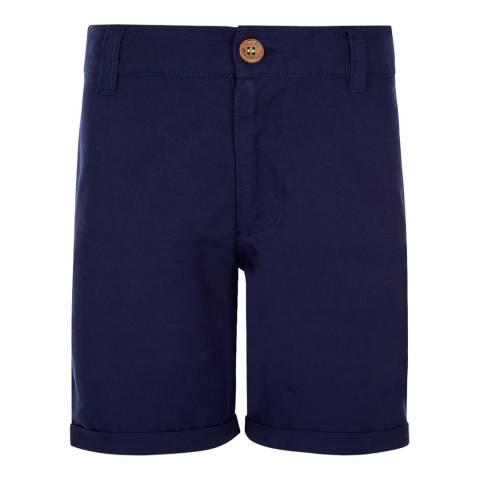 Sunuva Boys Navy Tailored Cotton Short