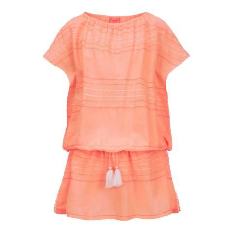 Sunuva Girls Souffle Boho Dress