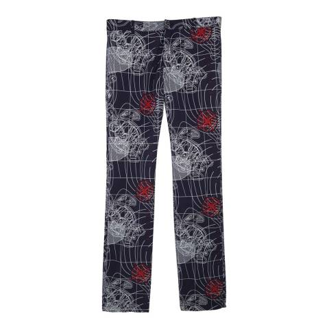 Vilebrequin Navy Blue Sonar Pants