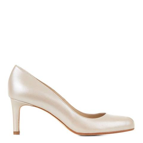 Hobbs London Pale Neutral Lizzie Court