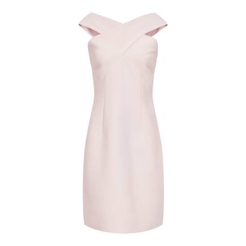 Reiss Nude Darina Bardot Dress