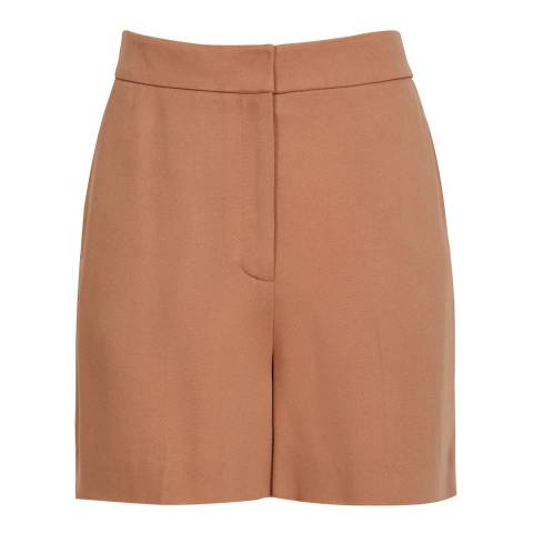 Reiss Rust Nuria Tailored Shorts